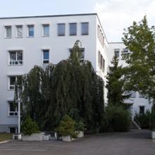 Außenansicht Institut